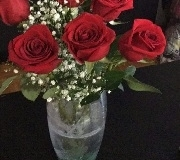 6 roses to dubai