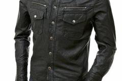 men-2015-black-lamb-leather-shirt-style-jacket-011