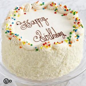 Cakes to USA