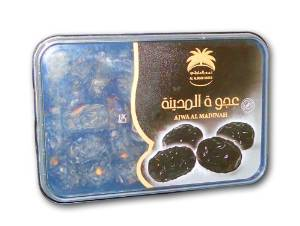 Ajwa Al Madinah non pitted dates Size: 14.1 Oz