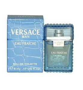 Versace Mens Perfume 5ml - Birthday Eid New Year Well Wishes Gift from Pakistan to USA