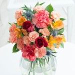 roses-carnations-bouquet-warm-colors-anniversary-wedding-birthday-gift-ffFS04621F