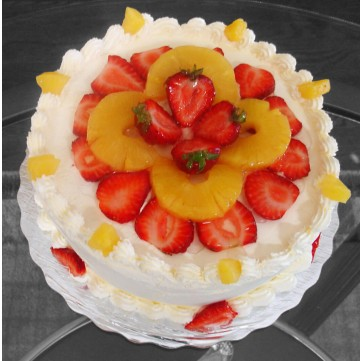 halal-pineapple-strawberry-fruit-cake-canada-wedding-birthday-rb1033