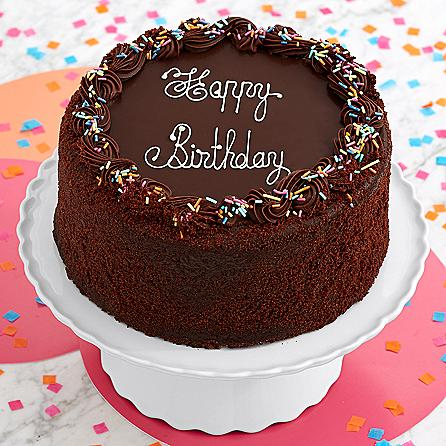 Strange Three Layer Chocolate Happy Birthday Cake Online Ordering Shop Funny Birthday Cards Online Inifodamsfinfo