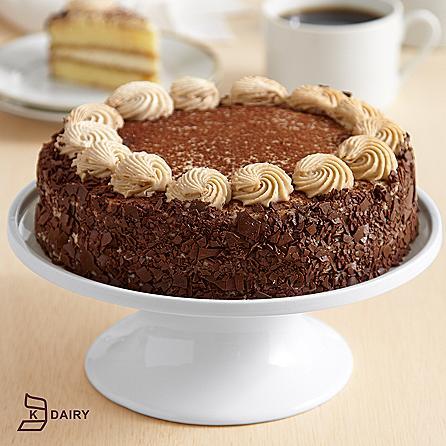 Send Classico Birthday Cake from Karachi Lahore Islamabad to New Jersey, California, Maryland, Washington