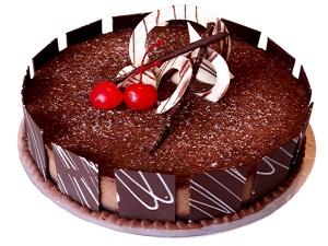 Send Birthday Noughty Chocolate Cake To Dubai Abu Dhabi