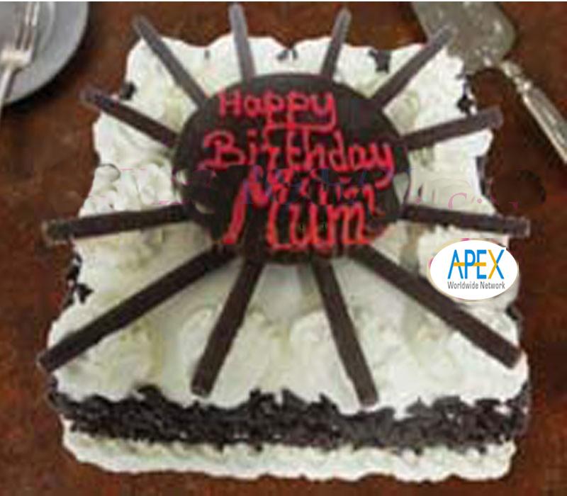 Send Celebration Star Cake To London Courier Company Karachi