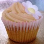 Send Classic Vanilla Cupcakes To UK From Pakistan