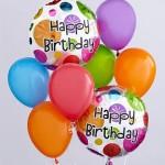send birthday balloons to USA from Pakistan