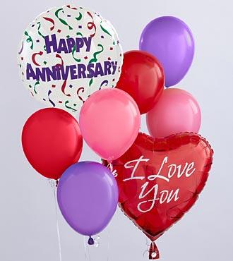 Birthday Balloons To USA