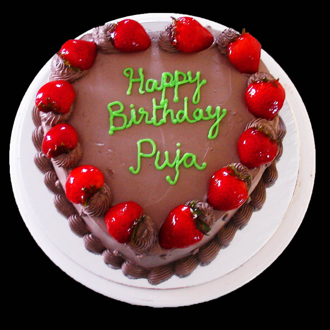 Send Padma Chocolate Cake To Canada