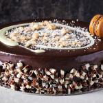 Send Chocolate truffle cake to Sydney Auistralia