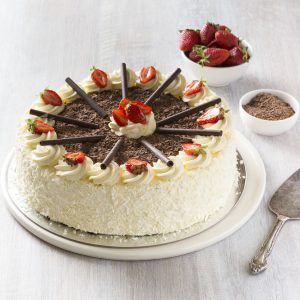vanilla berry cake Melbourne australia
