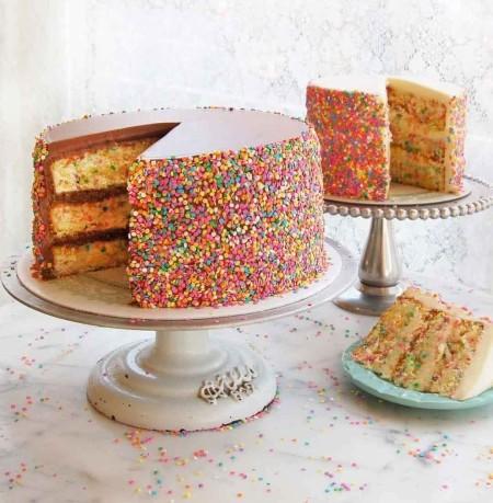 confetti-cake
