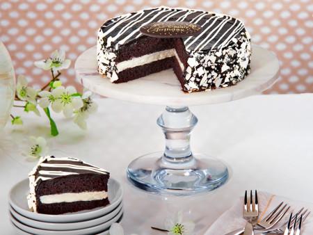 Send Chocolate cake to usa