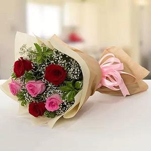 Flowers to Riyadh Saudia