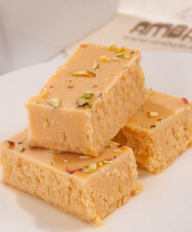 Send Plain Barfi Mithai Gift To England From Pakistan