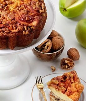 Send Viennese Coffee Cake To USA From Pakistan