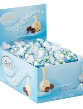 Send White Chocolate Truffles Gift Box To USA