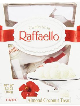 Send Ferrero Raffaello Almond Coconut Treat Gift To USA