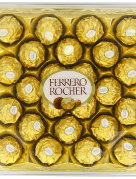 24 Ferrero Rocher Chocolates Birthday Wedding Anniversary Gift From Pakistan to UK