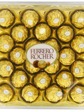 24 Ferrero Rocher Chocolates Birthday Wedding Anniversary Gift From Pakistan to UK