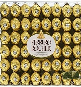 Ferrero Rocher 48 pcs Chocolates , Birthday Gift from Pakistan to Illinois, Chicago, California, Los Angeles, San Fransisco,USA