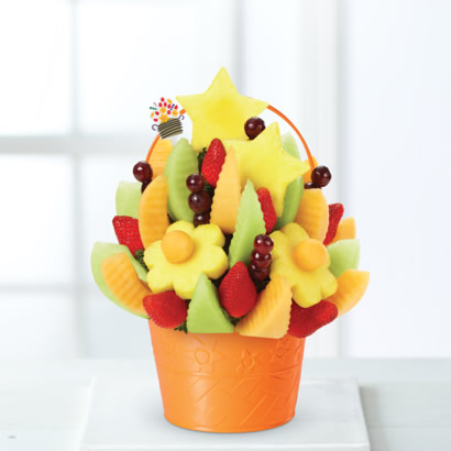 Fruit Box & Bouquets to USA
