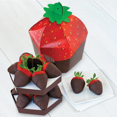 Fruit Chocolates to USA