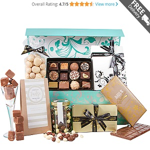 Chocolate Gift Hampers to UK