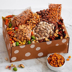 Dry Fruits, Nuts, Cashews, Peanuts Gift