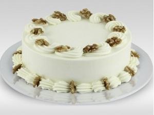 Cream Cheese Carrot Cake to Dubai Abu Dhabi Sharjah from Pakistan