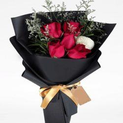 Flowers to Dubai AbuDhabi UAE