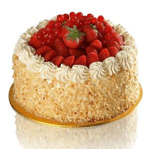 Cool Strawberry Vanilla Fruit Birthday Cake From Pakistan To England Personalised Birthday Cards Xaembasilily Jamesorg