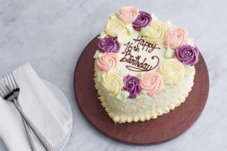 anniversary birthday halal cake to London UK from ISB Pakistan