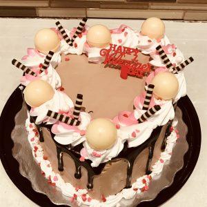 anniversary birthday valentine day romance cake from Karachi Lahore Islamabad Rawalpindi to Canada