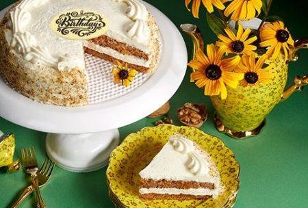 anniversary birthday celebratory just because thinking of you cake gift box present from pakistan to usa
