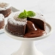 gluten free chocolate truffle lava cake anniversary birthday cake to usa from pakistan